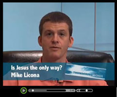 Jesus is the Only Way - Watch this short video clip